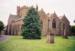 St Peters Bromyard