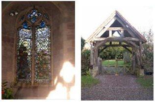 St James Church Cradley