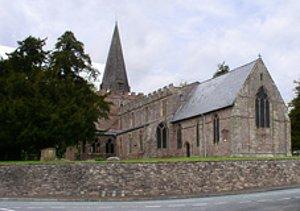 St Mary's Dilwyn