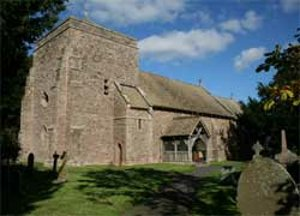 St Faith's Church, Dorstone