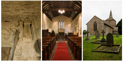 St Michael & All Angels Church Edwyn Ralph