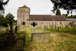 St Michael & All Angels Ewyas Harold
