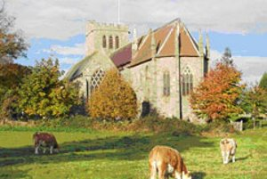 Nativity of The Blessed Virgin Mary, Madley