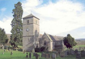 St Michael and All Angels,  Mansel Lacy