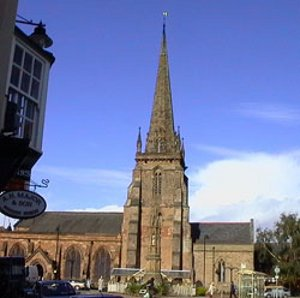 St Peters Hereford