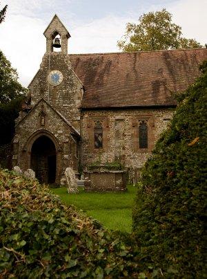 St Barnabas, Brampton Bryan