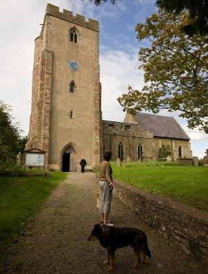 St Mary Magdalene, Leintwardine
