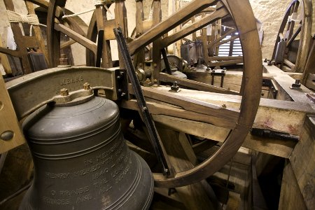 Bells at Leintwardine Church
