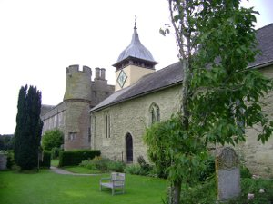 St Michael and All Angels Croft Castle