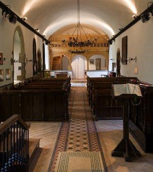 St Peters Church Dixton