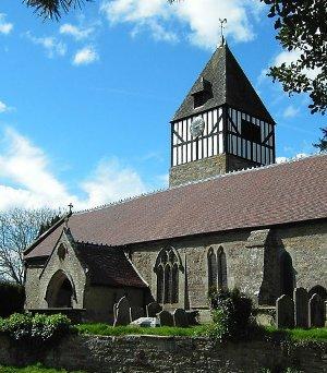 St Andrews, Hampton Bishop