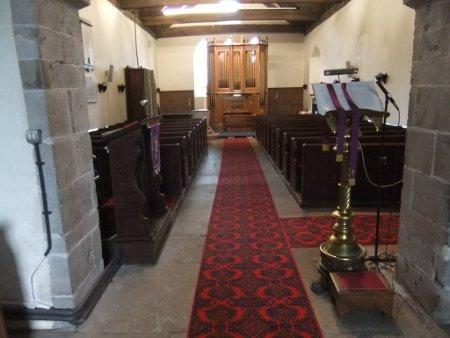 St Mary's, Cusop
