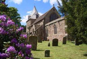 Eaton Bishop Church