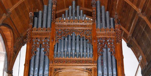 St Tysilios Church Organ