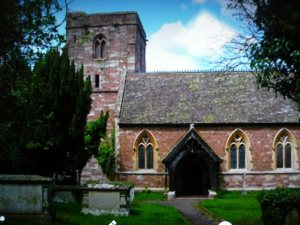 St Peter's, Bridstow