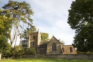 St Andrew & St Mary's, How Caple