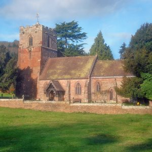 St John The Baptist, Eastnor