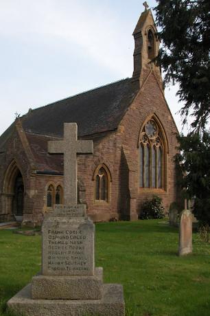 St Mary's, Little Birch