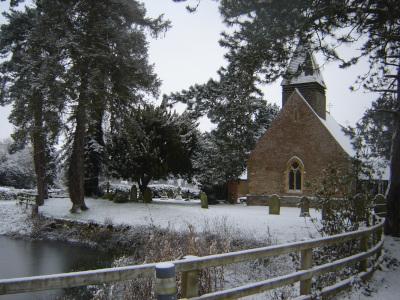Putley Church