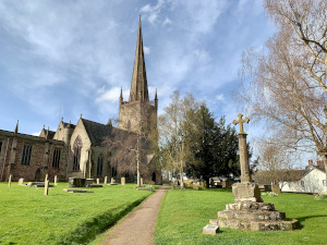 St Mary's, Ross On Wye